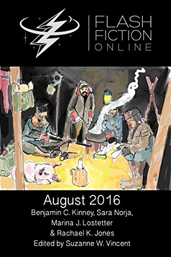 Flash Fiction Online August 2016