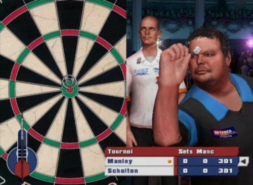 Amazon Com Pdc World Championship Darts Nintendo Wii Video Games
