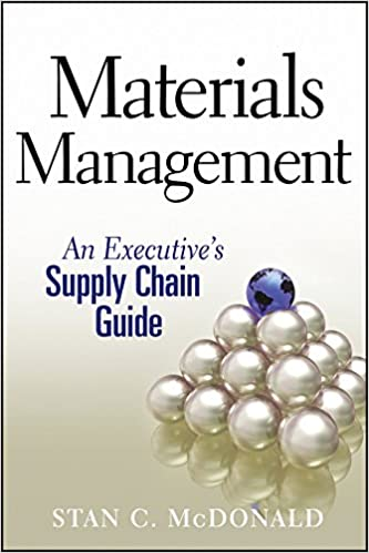 Materials Management: An Executives Supply Chain Guide