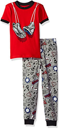 boys pajamas size 10 with feet - 6