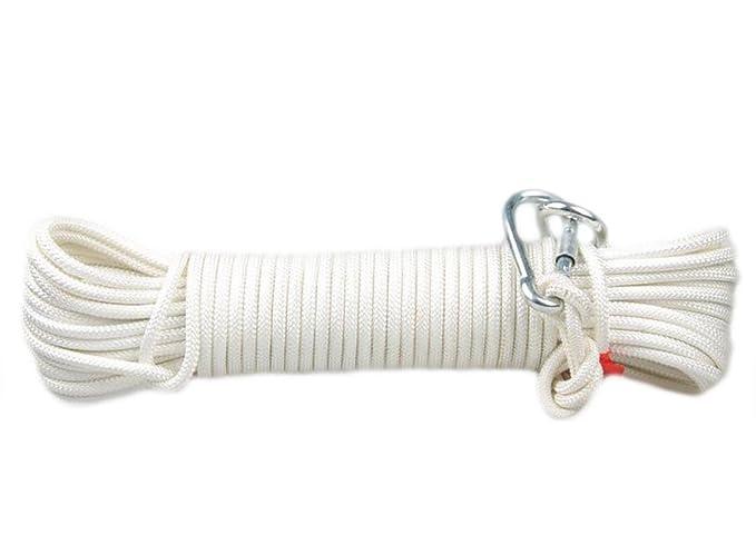 Escape de la cuerda de 8 mm Inicio emergencia del fuego alambre de ...