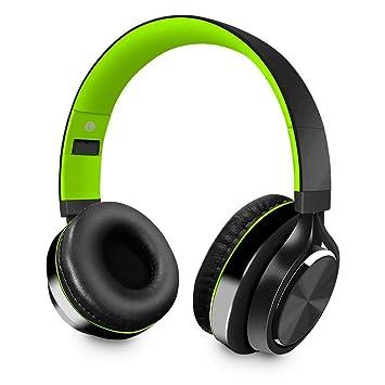 Alitoo Auriculares Bluetooth de Diadema Inalámbricos, Cascos Bluetooth Plegable Hi-Fi Sonido Estéreo(