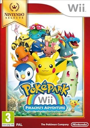 Pokepark: Pikachus adventure WII: Amazon.es: Videojuegos