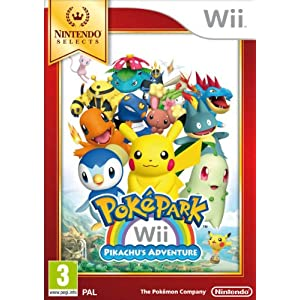 Nintendo Selects : PokePark – Pikachu's Adventure (Nintendo Wii)