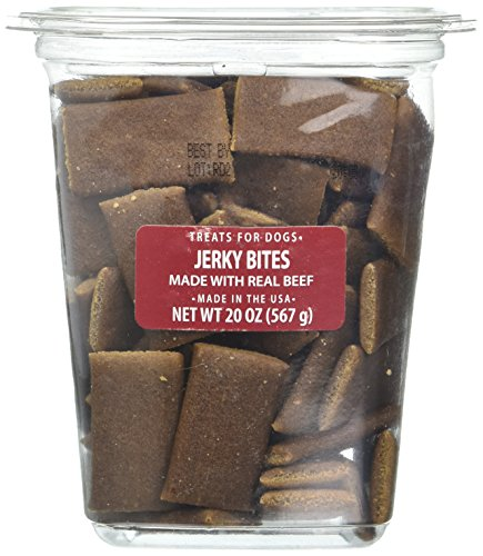 TRIUMPH PET INDUSTRIES Jerky Bites Dog Treats 20 oz