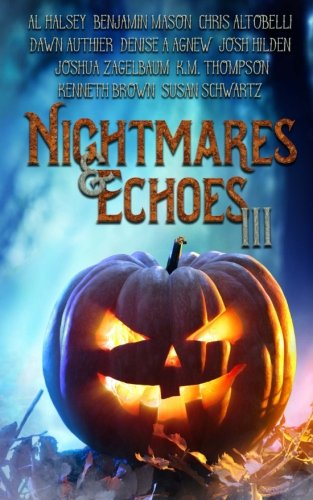 book cover of Nightmares & Echoes 3