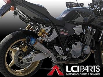 カーボンスリップオンマフラー CB400SF/ SB NC42 2007-2018