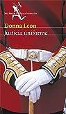 Justicia uniforme par Leon