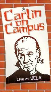 Carlin on Campus [VHS]