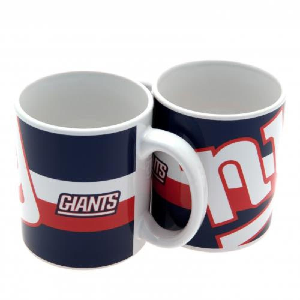 37285ade685 New York Giants Official American Football Gift Mug - A Great Christmas   Birthday  Gift Idea For Men And Boys  Amazon.co.uk  Sports   Outdoors