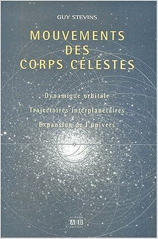 Lire Mouvements des corps célestes pdf ebook