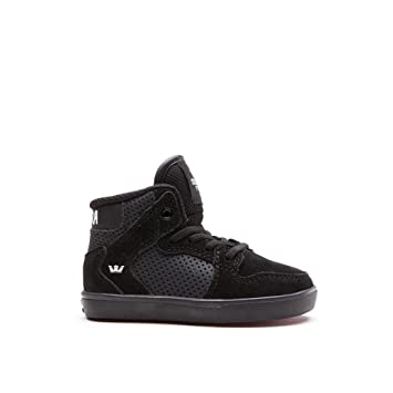 85b7f658f7 Image Unavailable. Image not available for. Color: Supra Vaider Skate Shoe  - Toddlers' ...