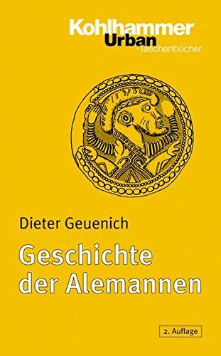 Geschichte der Alemannen (Urban-Taschenbücher, Band 575)