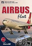 Airbus Fleet (Add on for FS 2002/2004) (PC CD)