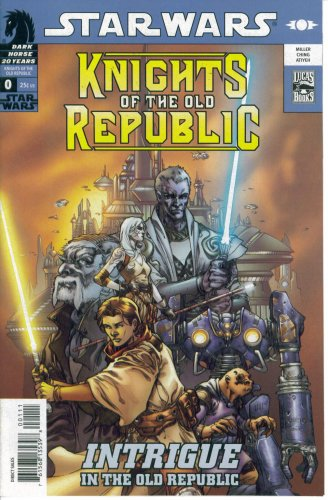 (Star Wars Knights of the Old Republic / Rebellion #0 (Dark Horse Comics))