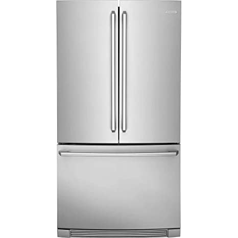 Electrolux EI23BC32SS 36u0026quot; Energy Star Certified Counter Depth French  Door Refrigerator With 22.44 Cu