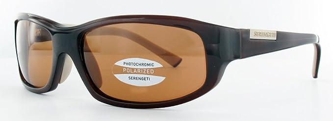 SERENGETI Amedeo Gafas de Sol, Color Cristal Almond Polarized ...