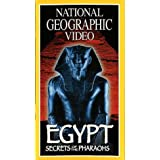 National Geographic Video: Egypt Secrets of the Pharaohs