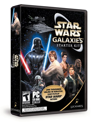 Star Wars Galaxies: Starter Kit - PC (Star Wars The Best Of Pc)