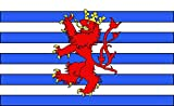 Cheap magFlags Large Flag Logo – Flag from the Arelerland Belgian region around Arlon | landscape flag | 1.35m² | 14.5sqft | 90x150cm | 3x5ft – 100% Made in Germany – long lasting outdoor flag