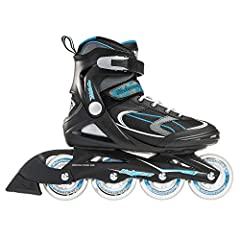 Advantage Pro XT W is an excellent recreational beginner model with pertinent features for complete comfort and control at a great value. Ideal for someone looking for a lower price, great fitting, quality skate. Bladerunner uses some of the ...