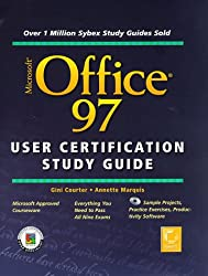 Microsoft Office 97: User Certification Study Guide