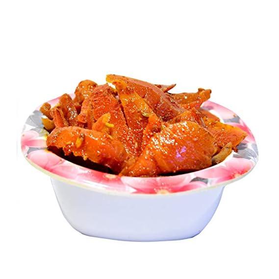 Rajasthani Swaad Carrot Pickle Homemade Marwadi Gajar Ka Achar ( ???? ?? ????? ???? ) | 400 Grams