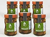 Green Olives in Brine 12.35 Ounce pack of 6