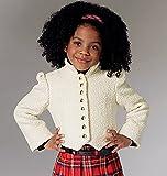 Vogue Patterns V9142 Children's/Girls' Jacket, Size CCE