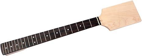 Ahorn 21 Bünde Hals Griffbrett für Fender TL Style E-Gitarren Teile