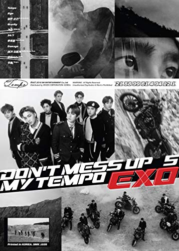 Music : EXO The 5th Album 'DON'T MESS UP MY TEMPO' (Allegro Ver.)