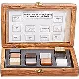 United Scientific DCSET10 Density Cube Set, 10 Cubes