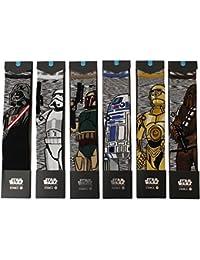 Men's Star Wars Classic Men's Socks 6-Pack