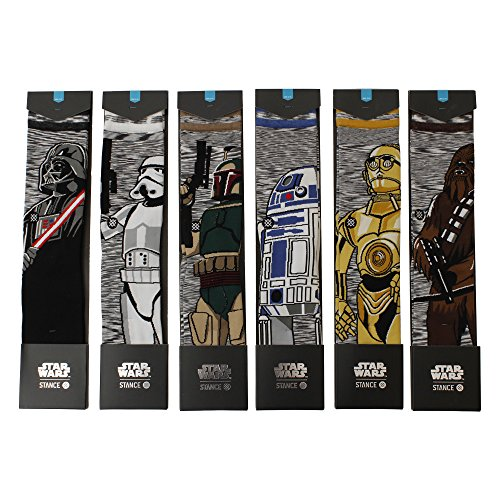 Stance Mens Classic Socks 6 Pack