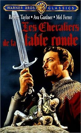 Les Chevaliers De La Table Ronde Vhs Gardner Ava Taylor