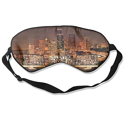 Binary Code Pure Silk Sleep Mask Reusable Cold Improves Sleep Edema Eye Tiredness