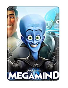 Ipad Air Megamind 2010 Movie Print High Quality Tpu Gel Frame Case Cover