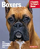 Boxers (Complete Pet Owner's Manuals)