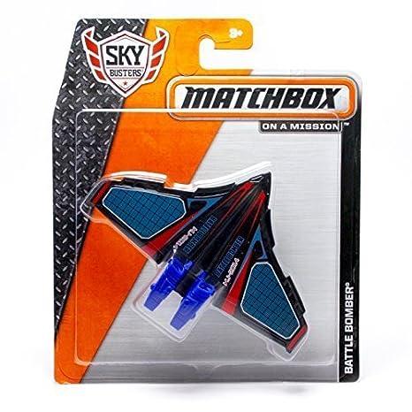 2016 Matchbox Sky Busters Battle Bomber