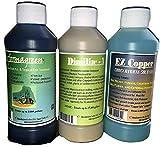 Dimilin-X, Performagreen, EZ Copper Koi