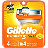 Gillette Fusion5 Men's Razor Blade Refill Catridges, 12 Count