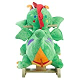 Rockabye Poof the Lil Dragon Rocker, One Size