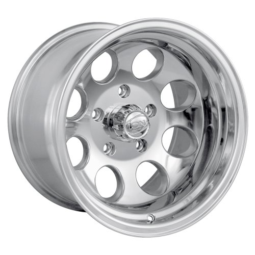 Ion Alloy 171 Polished Wheel (17x9