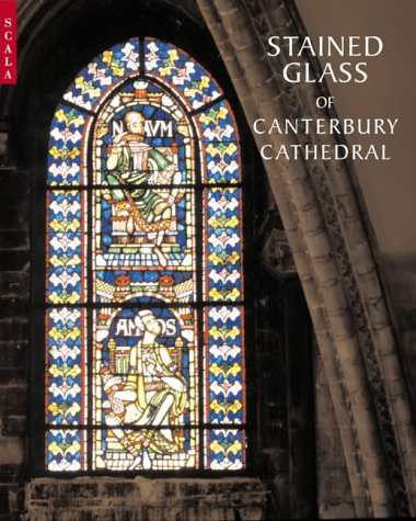Stained Glass of Canterbury Cathedral ebook