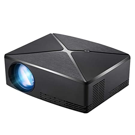 Danme Mini Movie Proyector 720P 60 W 2200 lúmenes Home Theater ...