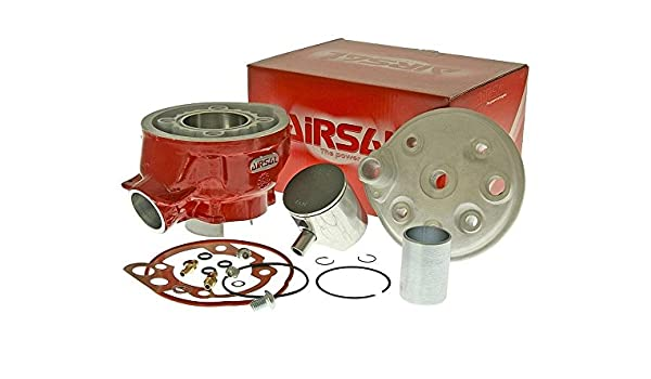Amazon.com: Airsal cylinder kit 88CCM Xtreme 45 mm Motorhispania RX 50 AM6: Automotive