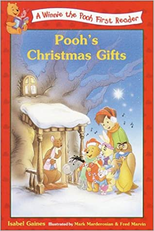 amazoncom poohs christmas gifts disney first readers 9780736411493 isabel gaines fred marvin books