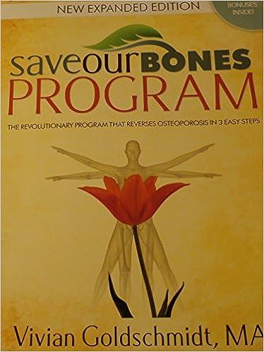 Save our bones: the revolutionary program that reverses.