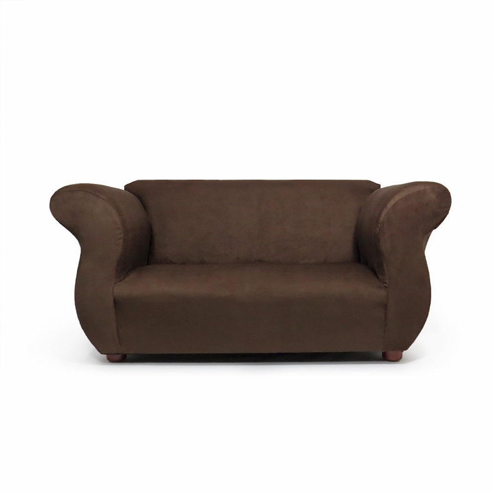 KEET Fancy Kid's Sofa, Pink/Green KEET Fancy Kid's Sofa Fantasy Furniture SF01