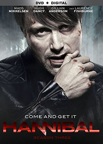 DVD : Hannibal: Season 3 (Boxed Set, 4 Disc)